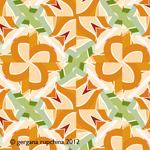 tulip tile sample pattern 02